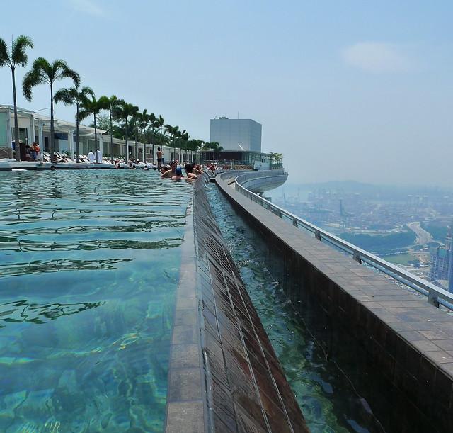Marina Bay Sands Skypark Skypark Marina Bay Sands