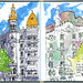 Barcelona, 29th SketchCrawl #1