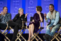 Tim Minear, Kathy Bates, Sarah Paulson and Cuba Gooding, Jr.