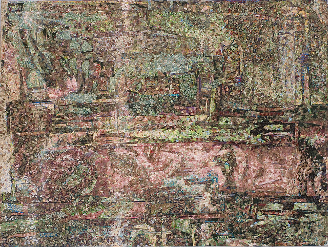 Alice Shaddle: Fragments in a Fractured Space