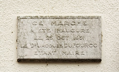 Photo of White plaque number 43356