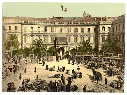 [Palais de la Préfecture, Nice, France (Riviera)] (LOC)