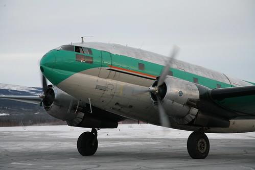 C-46 C-GTXW