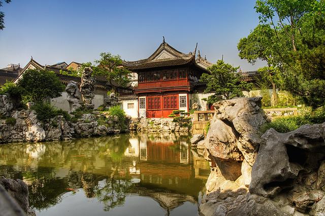 Shanghai - YuYuan Garden