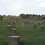 Woodhenge, Durrington, Wiltshire, South West England