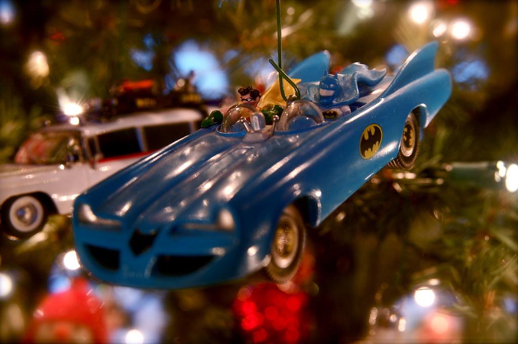 1995 Batmobile Ornament