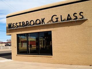 Westbrook Glass, Clovis, NM