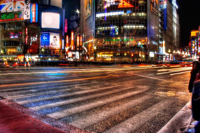 Shibuya Satisfies Senses