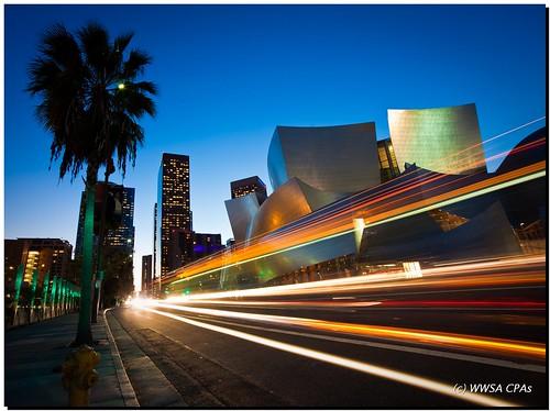 california usa colors lights losangeles downtown bluesky palmtree westcoast artwalk disneyconcerthall toprint warmweather cloudlesssky finallysomerainthisweek