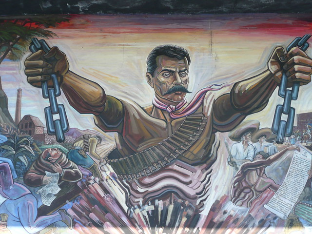 Photo for Emiliano zapata mural