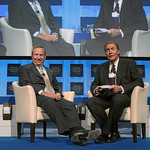 Lawrence H. Summers and Charlie Rose - World Economic Forum Annual Meeting Davos 2010