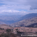 Endless Hills - Outside Cusco, Peru
