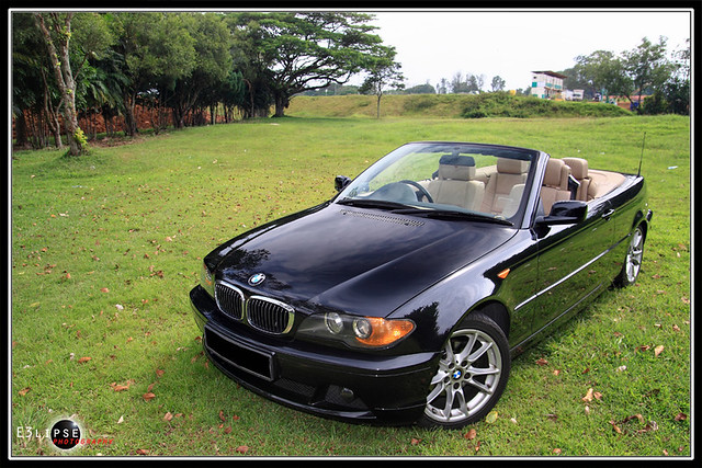 bmw 318i e46 convertible flickr photo sharing. Black Bedroom Furniture Sets. Home Design Ideas