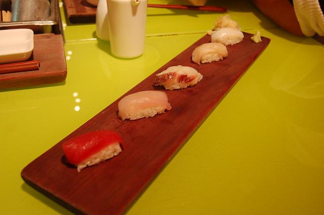 Morimoto Sushi Omakase