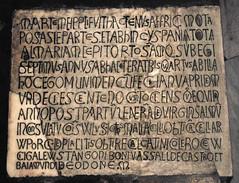 Inscripción en Génova