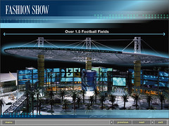 Fashion Show Mall Leasing Demo (Business to Business)