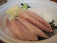 Tuna-don at Sushi Zero One