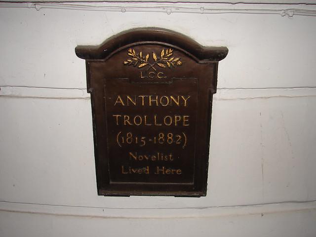 Header of Trollope