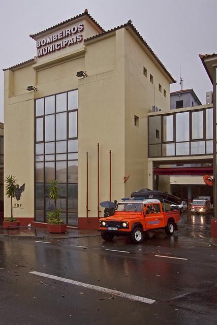 Madeira: Proteção Civil