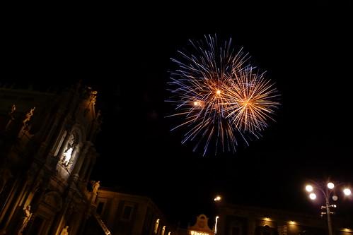La spending review non risparmia la festa di Sant'Agata$