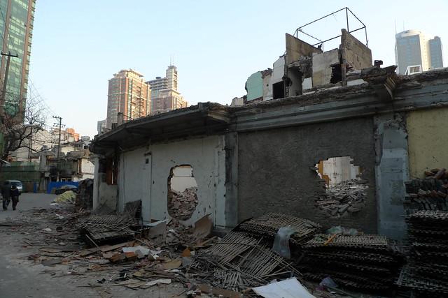 Wujiang Lu (吴江路) Demolition