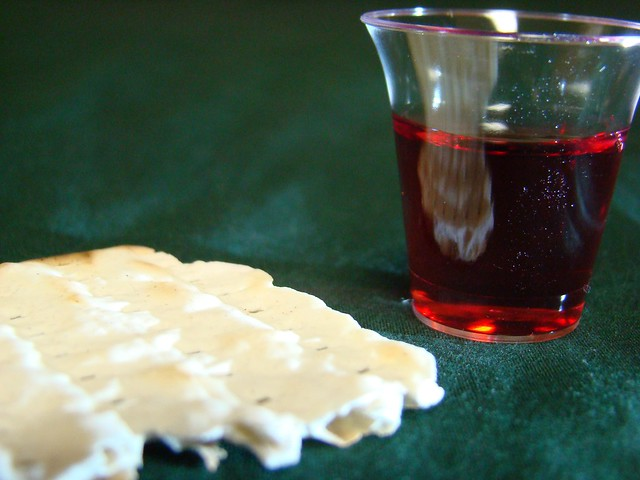 Communion Bread and Cup 8 | Communion, Bread, Cup | Flickr ...