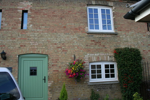 Timber door and windows