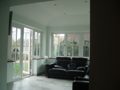 Inside Garden Room