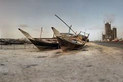 Vieux dows - Port Zayed - 06-03-2010 - 17h46