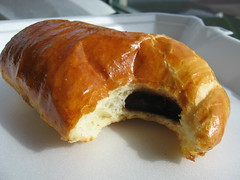 breakfast, baking, baked goods, pain au chocolat, food, viennoiserie, dish, cuisine, brioche, danish pastry,