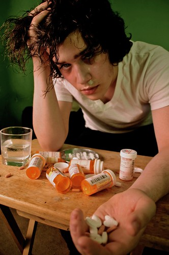 Addiction: Prescription Drugs by GREGORY CINQUE