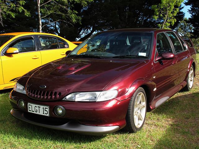1997 Ford Falcon GT