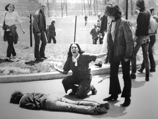 kent state university massacre flickr   photo sharing