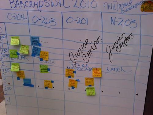 BarcampSWFL + JuniorCamp 2010