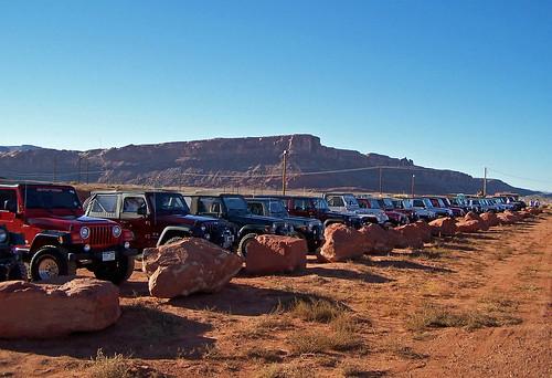 '08 Jeep Jamboree: Moab, UT