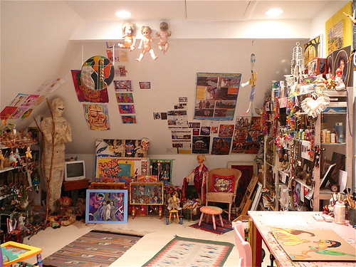 my art studio