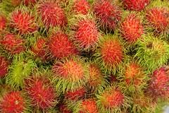 rambutan, produce, fruit,