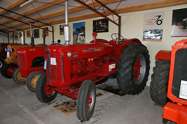 1957 International 600 Tractor.