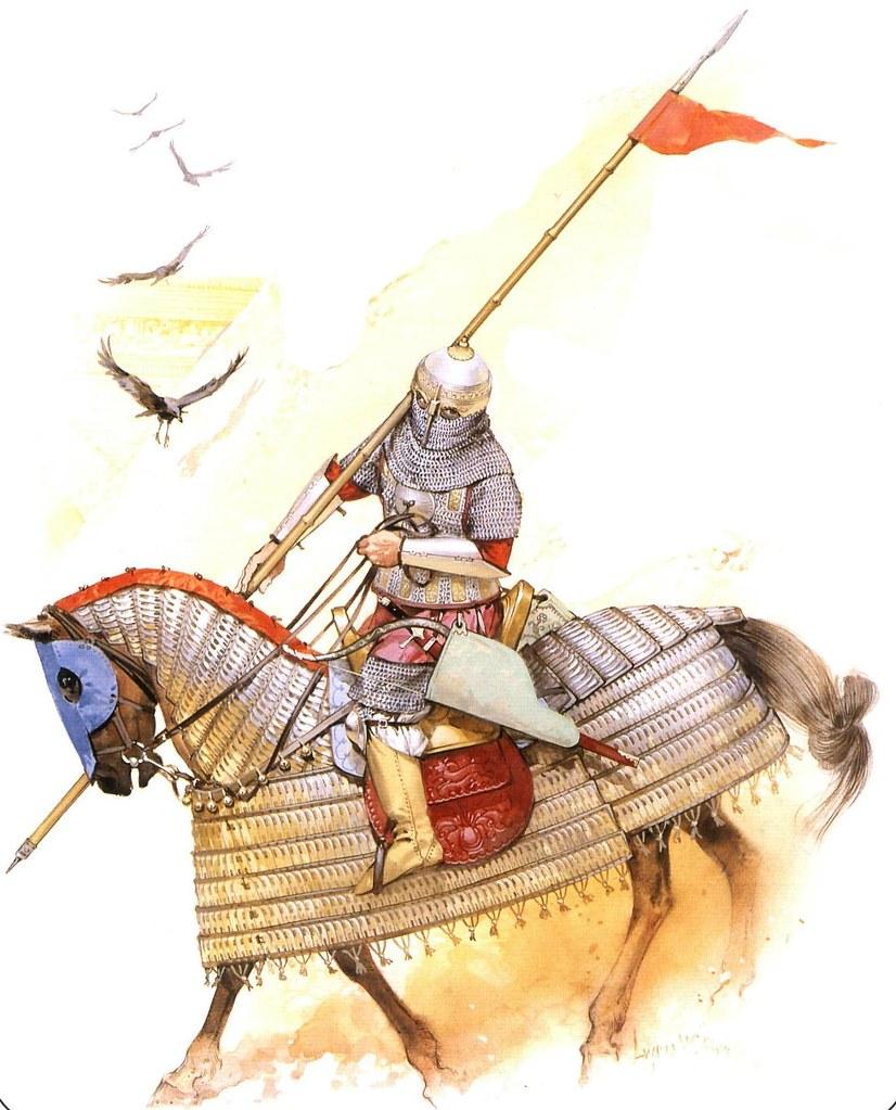 Mamluk Cavalryman