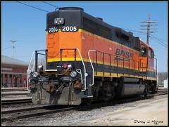 Trains & Depots.
