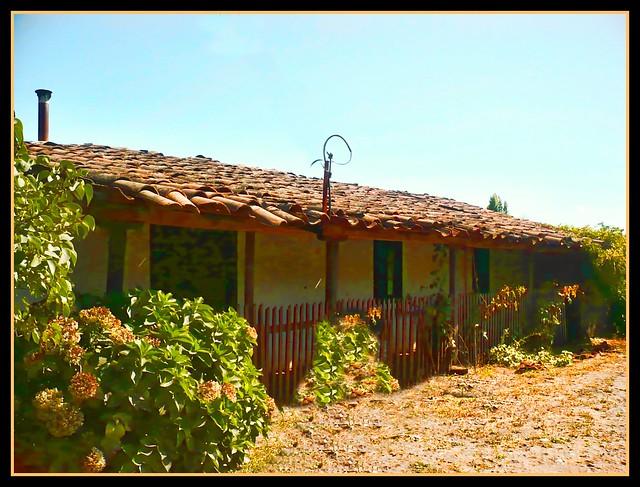 Antigua casa de campo flickr photo sharing - Casas antiguas de campo ...