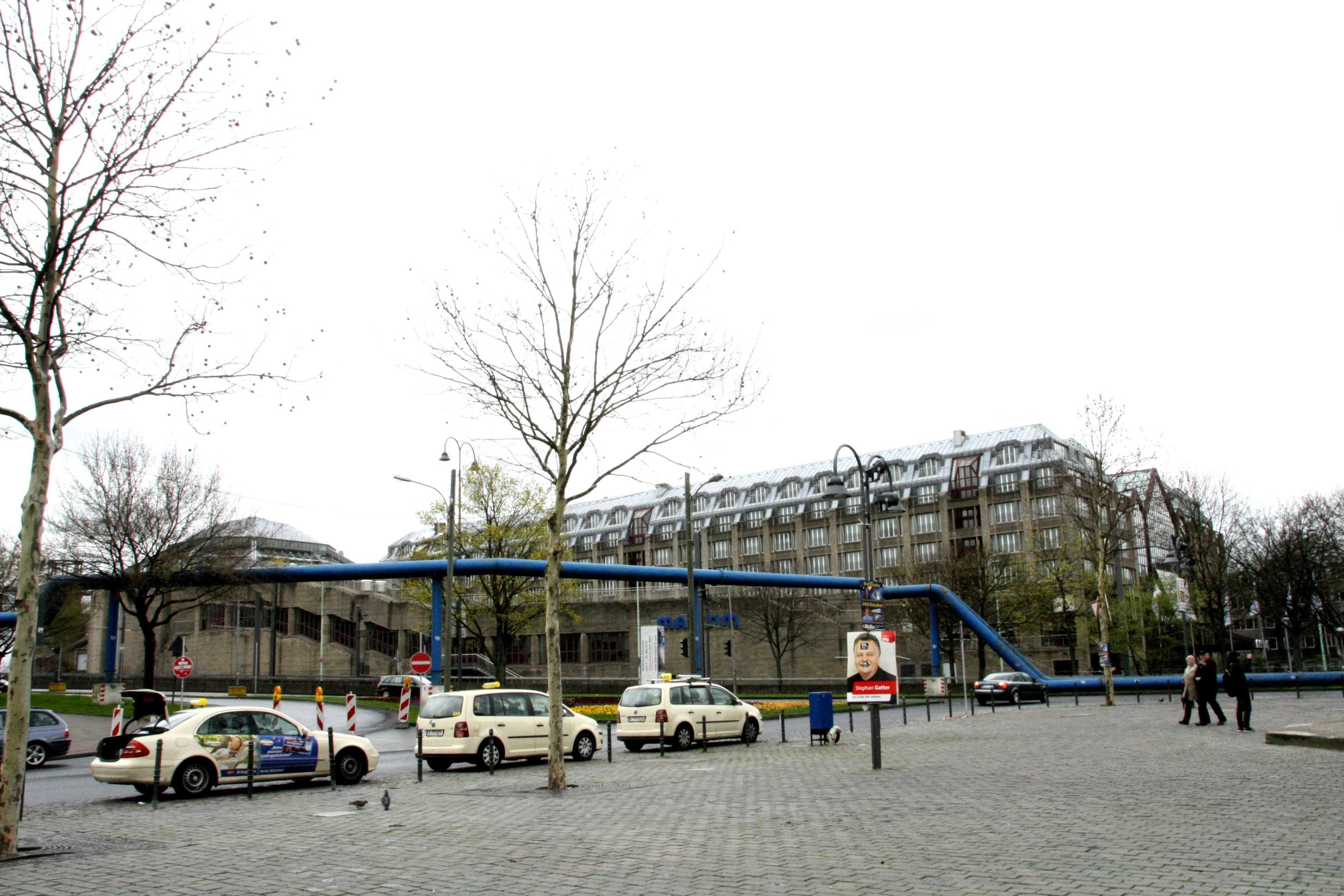 Hotel Maritim Heumarkt Koln