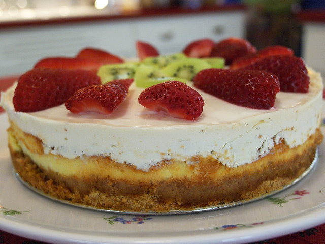 Easter Cheesecake | Flickr - Photo Sharing!
