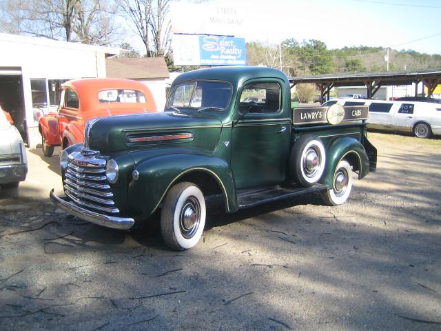 International Harvester Logo >> 1946 Mercury Pickup | Flickr - Photo Sharing!