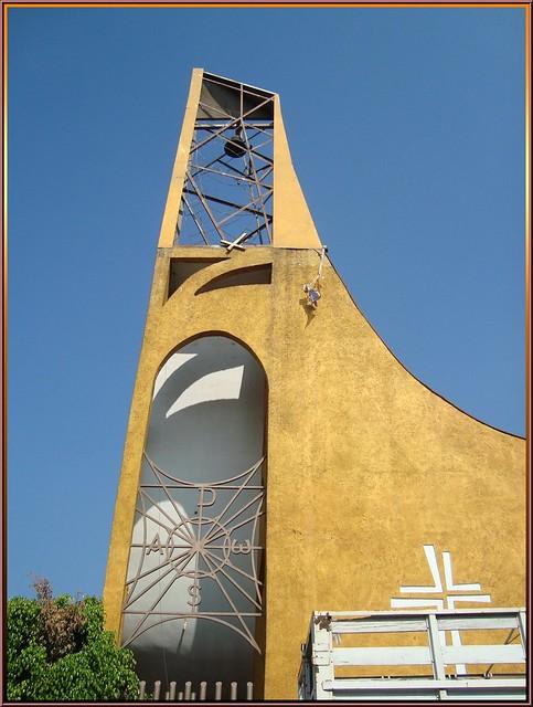 Parroquia de San Juan Bosco (Iztapalapa) Ciudad de México
