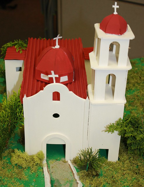 san juan capistrano mission project California mission kits san juan capistrano $2399 san luis rey de francia - missions of california educational projects $2399.