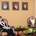 Helen Clark meets with Members of Bahrain's Upper House