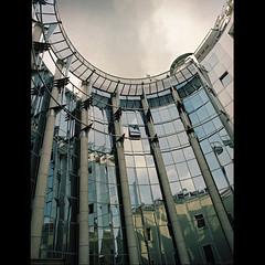 Zepter building @ Belgrade (Singidunum, Crossroads)
