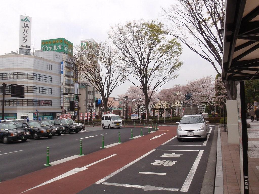 Kofu Station, Yamanashi