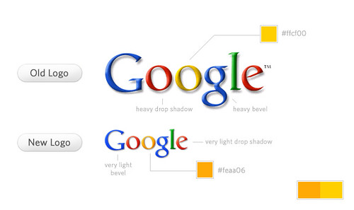 Did Google's Logo Change?